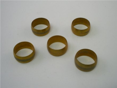 Klämring 15 mm, 5-pack